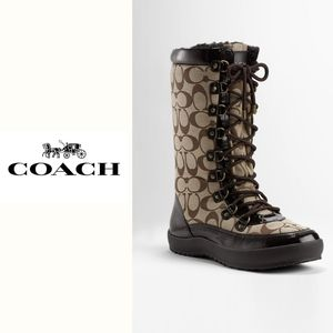 Coach Peggy Winter Boots